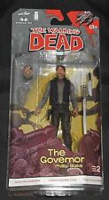 NIB THE WALKING DEAD THE GOVERNOR PHILLIP BLAKE SERIES 2 ~ 5 INCH ACTION FIGURE