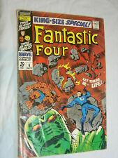 Fantastic Four Annual #6 FA 1st appearance of Annihilus