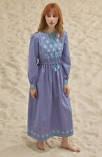 NWT! Lupe 'Flores' Embroidered Print Shift Dress SOLD OUT   SZ 1    B045