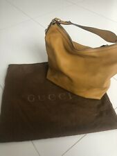 gucci leather tote bag