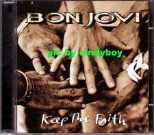 Bon Jovi Keep The Faith Canada 2 CD Limited Numbered Edition No promo Very RARE!