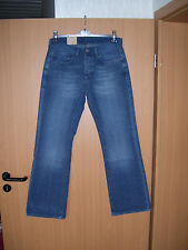 Polo by Ralph Lauren Bootcut Herren Jeans Colton Knopfleiste blau W32 L32 neu