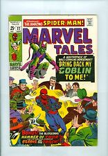 Marvel Tales #22 VF- Giant Kirby Ditko Spider-Man Thor Scarlet Witch Quicksilver
