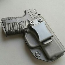 XDS Kydex IWB Holster - Adjustable Cant SPRINGFIELD XD-S