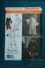 Simplicity Arkivestry Costume Pattern 2777 Size R5 Women