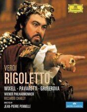 Rigoletto The Wiener Philharmoniker Chailly Blu-ray 2013 Region