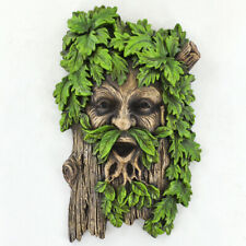 Merlin Tree Ent Face Plaque for Garden Home Decor Wicca Celtic Pagan Magic 80612