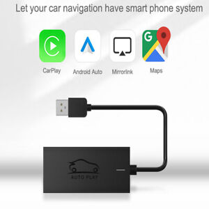 Android Auto CarPlay USB Dongle Adapter For Car Stereo Radio Head Unit Universal