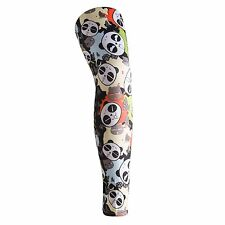 Ladies/ Womens Fashion Leggings with Cartoon Panda Pattern