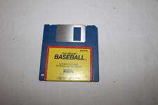 Earl Weaver Baseball Amiga