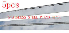 Stainless Steel Piano/Continuous Hinge 50mm Open Width 1800mm Length