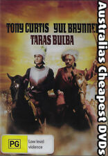 Taras Bulba DVD NEW, FREE POSTAGE WITHIN AUSTRALIA REGION ALL