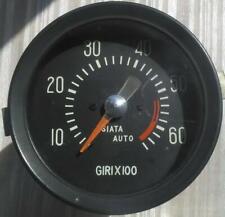 Contagiri cruscotto per Siata Spring Fiat 850