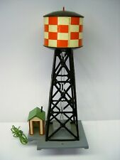 772A American Flyer Checkerboard Water Tower [Lot 10-A6]
