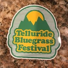 Telluride Bluegrass Festival - Music Country Bluegrass Colorado Music Festival