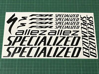 SPECIALIZED ALLEZ FSR Cycling Stickers Decals Colours Bike Frame Fork MTB Road