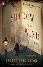 The Shadow of the Wind by Carlos Ruiz Zafn