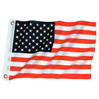 12 Inch x 18 Inch Nylon United States / American Flag for Boats