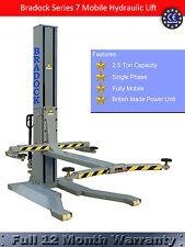 Mobile Single Post Lift (Bradock Series 7)