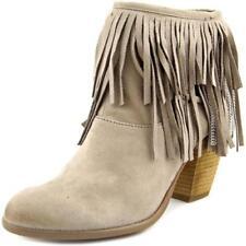 Botas de mujer de color principal gris de lona Talla 39