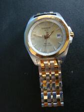 RS0918-262: Tissot 1853 Herren Armbanduhr PRC100 Quartz Bicolor