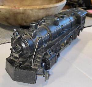 Early Marx O Scale Train Engine 666
