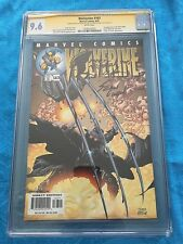 Wolverine #163 - Marvel - CGC SS 9.6 NM+ - Signed/Sketch by Mark Texeira, Chen