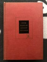 Four Plays by Lillian Hellman Modern Library 1942