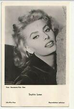 Sophia Loren, Film , alte FotoAK , Ufa - Film-Foto, Verlag HDH