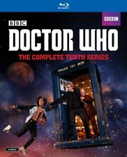 Doctor Who: The Complete Tenth Series (REGION A Blu-ray New)