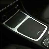 Mercedes Benz Mittelkonsole Blende Abdeckung Rahmen AMG A GLA CLA Chrom