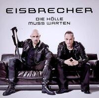 EISBRECHER - DIE HÖLLE MUSS WARTEN  CD 13 TRACKS NEW+