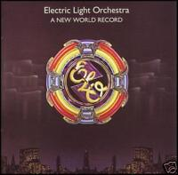 ELECTRIC LIGHT ORCHESTRA - A NEW WORLD RECORD CD ~ JEFF LYNNE ~ 70's ELO *NEW*