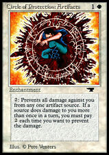 Circle of Protection: Artifacts MTG MAGIC Antiquities Eng EXC-NM