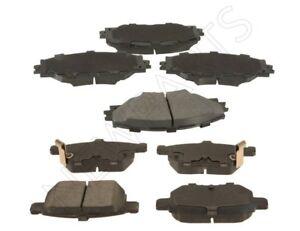 For Scion iM tC Toyota Corolla iM Matrix Set of Front & Rear Brake Pad Set OES
