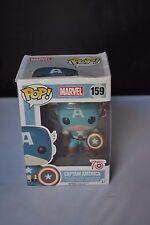 Funko Pop! Marvel Captain America 75th Anniversary NIB