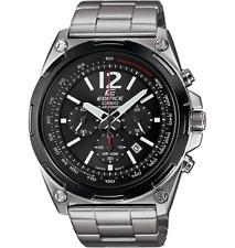 Casio Men's Chronograph Solar Stainless Efr545sbdb-1b Tough Watch Edifice