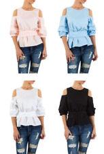 Festliche Normalgröße 3/4 Arm Damenblusen, - tops & -shirts