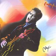PETER MAX POSTER YOUNG ELVIS- FACSIMILE SIGNED-APROX SIZE 13 X 16-STUNNING-RARE