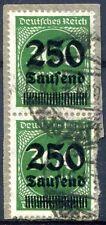Dr 1923 293ii con sello perfectamente hallazgo bpp 120 € (d4804
