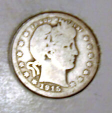 1915 Barber Quarter (FREE SHIPPING OFFER) A