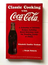 Classic Cooking with Coca-Cola 1999 Cookery Recipe Book Feat Sprite, Coke, Juice
