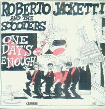 """7"""" Roberto Jacketti & The Scooters/One Day´s Enough (NL)"""
