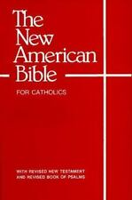 New American Bible Revised Book Psalms & New Testament