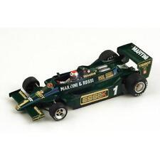 Lotus 79, No.1, 4th Long Beach GP 1979 Mario Andretti Spark Model 1/43 #S1851