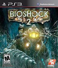 BioShock 2 PlayStation 3 PS3