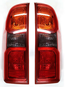 TAIL LIGHT LAMP for NISSAN PATROL GU Y61 2004 - 2009 PAIR L+R SIDE FUNCTIONAL