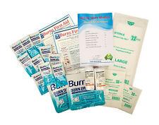 UFirst First Aid Kit Module : Safe Work Australia Burns Injury Complete