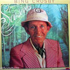 BING CROSBY Seasons LP