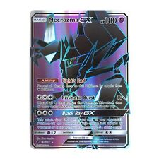 Necrozma GX Full Art Holo SM Burning Shadows 134/147 (Proxy | Flash Card)